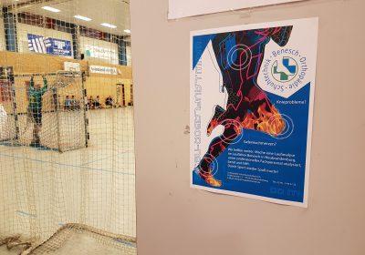 Sponsoring Handballturnier